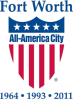 All-American City logo